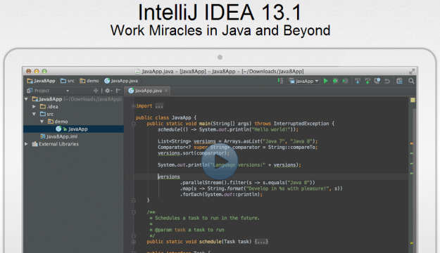 JetBrains IntelliJ IDEA 13.X Ultimate Editions